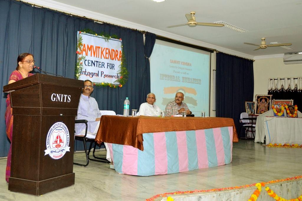 Integral Humanism Seminar